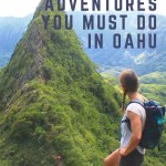 10 Outdoor Adventures You Must do On Oahu Pinterest