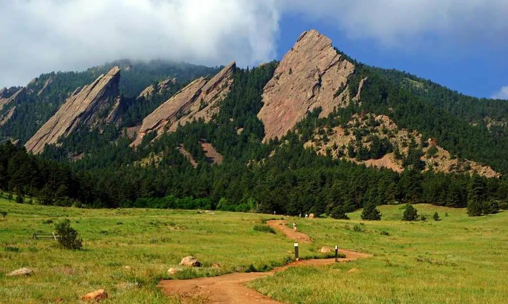 Falt Irons, Boulder, Colorado Road Trip Itinerary