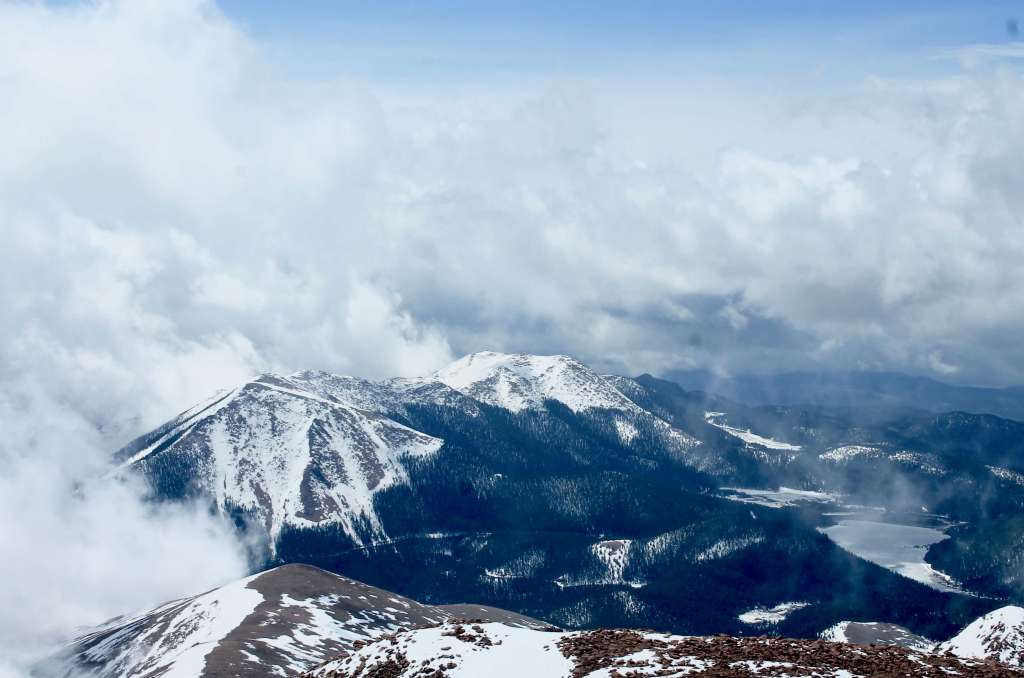 Pikes Peak, Colorado Road Trip Itinerary