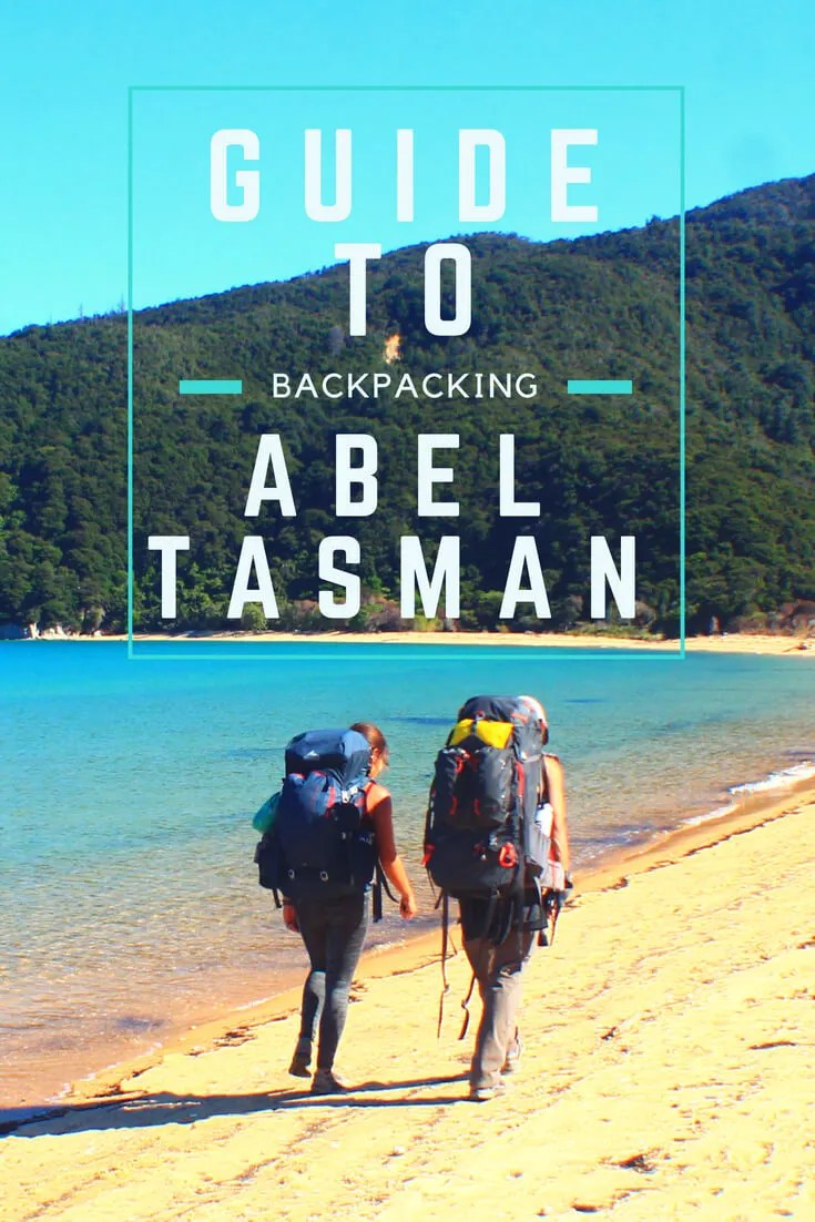 Backpacking Abel Tasman