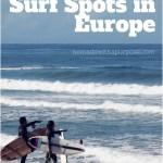Best Surf Spots in Europe For Beginners & For Intermediates