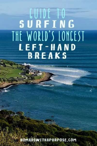 Guide to Surfing the worlds longest left hand breaks