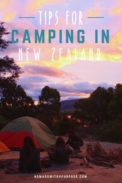 New Zealand Camping Tips