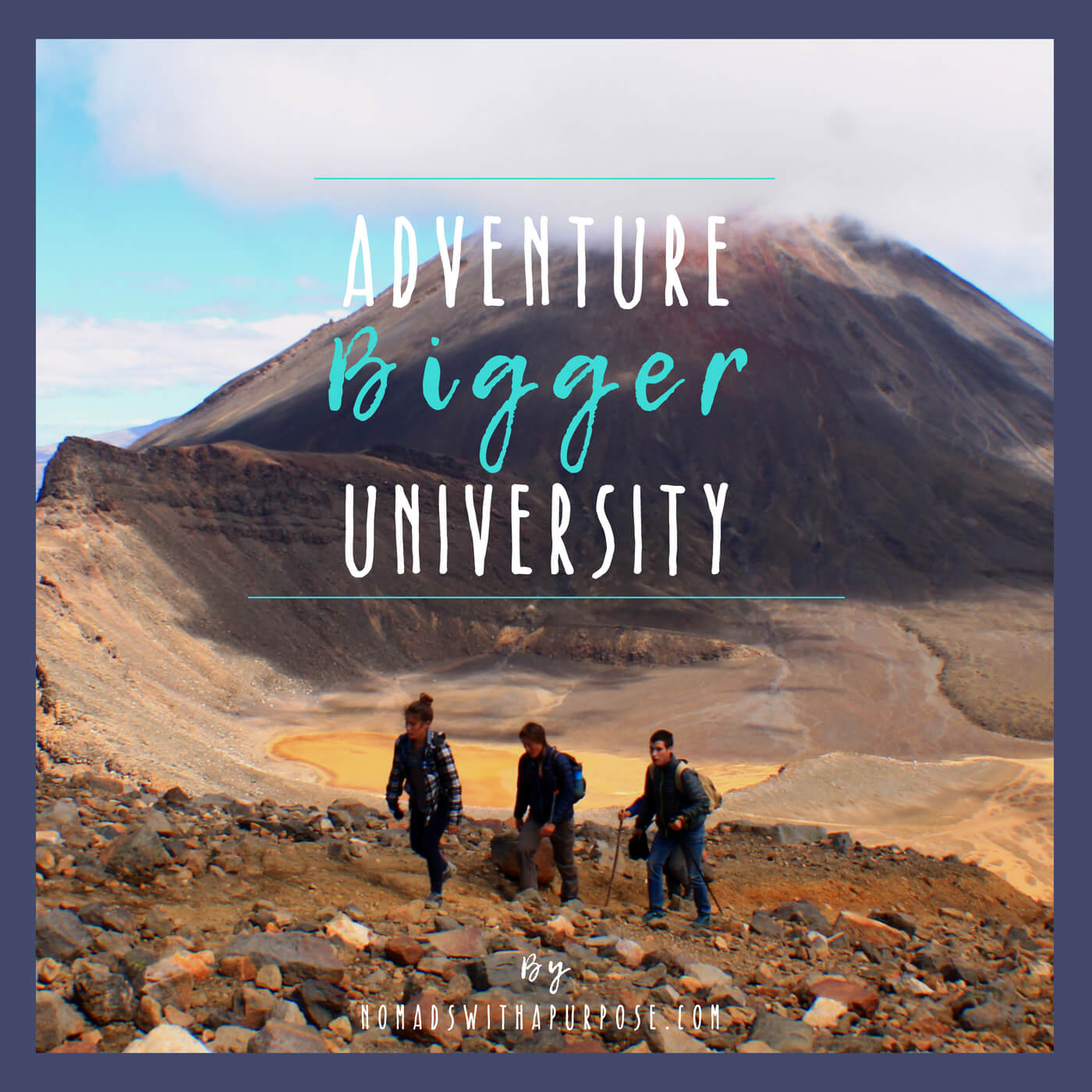 Adventure Bigger University