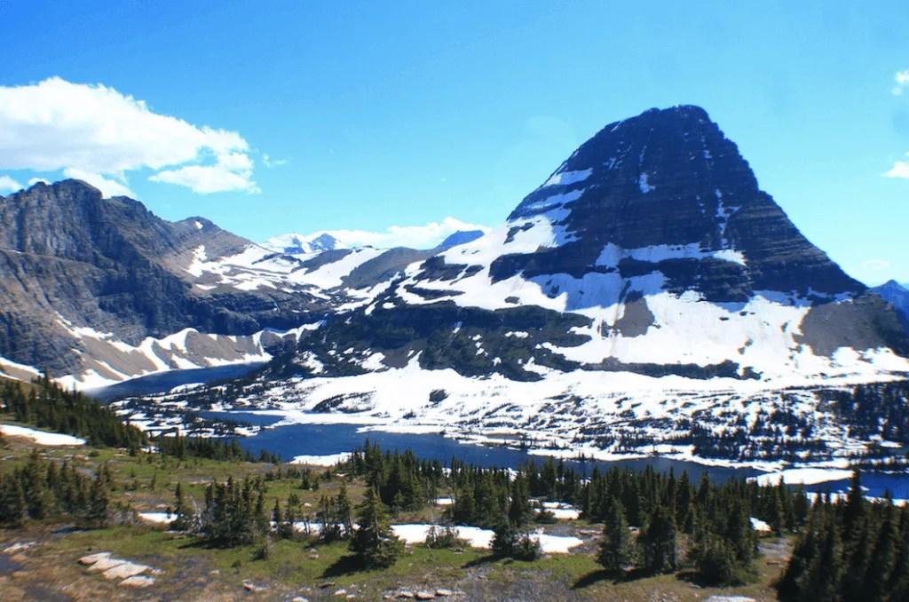 Hidden Lake Overlook, Best Hikes in Glacier National Park, EasyHidden Lake Overlook, Best Hikes in Glacier National Park, Easy