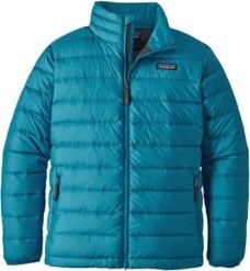 Patagonia Down Jacket, travel gifts for kids