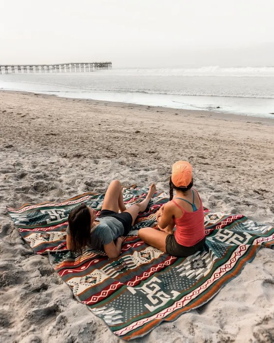Ecuadane Blanket gift for adventures and outdoorsy travelers