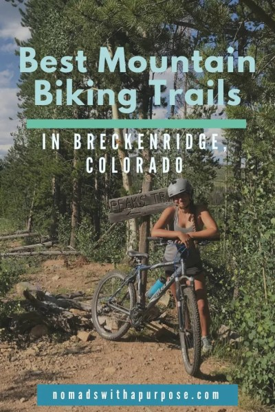 Best Mountain Biking in Breckenridge