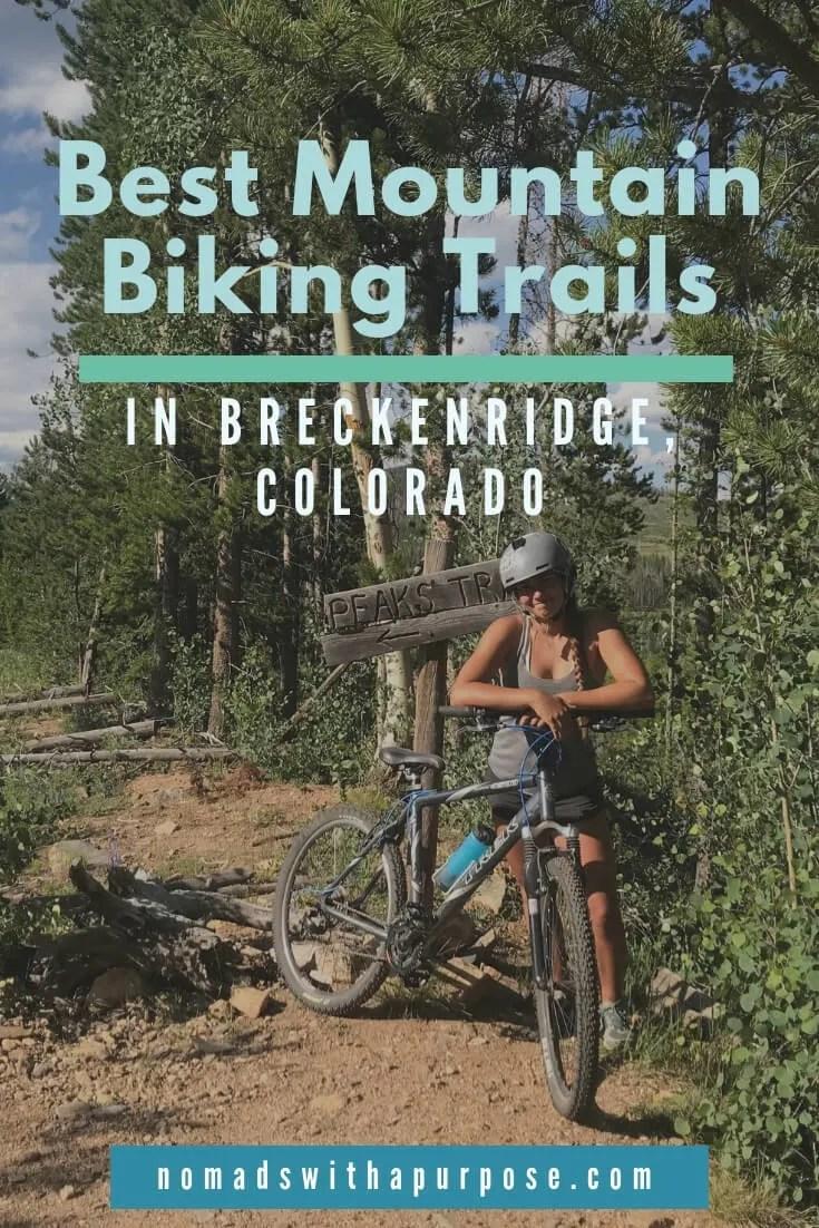 Best Mountain Biking in Breckenridge