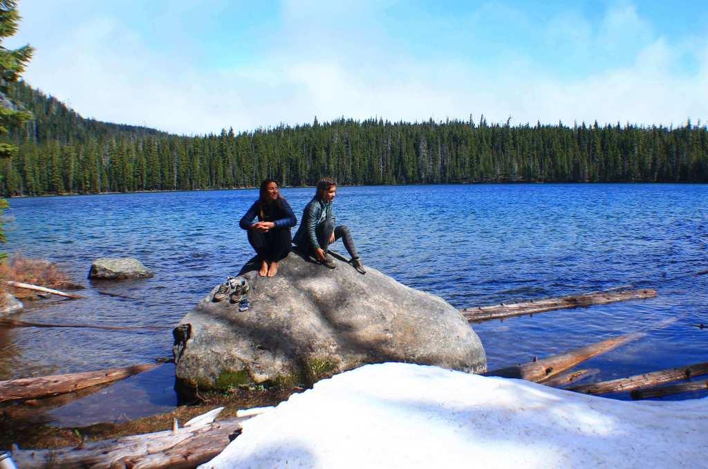 Free Camping Bend Oregon