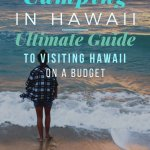 Camping Hawaii: Guide to Visiting Hawaii on a Budget