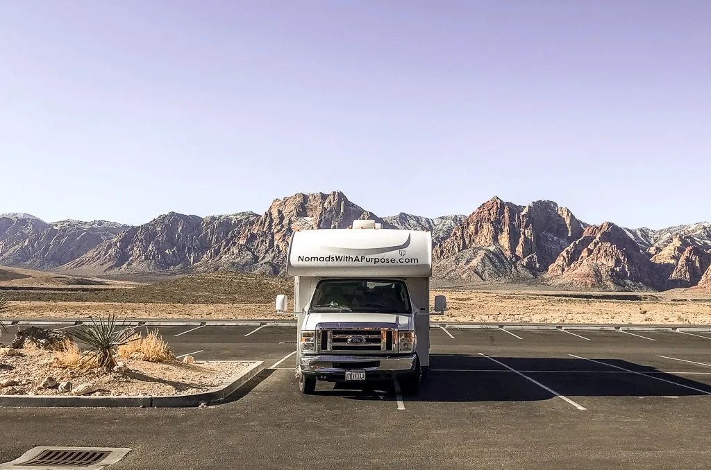 Finding Free Camping at Rest Areas