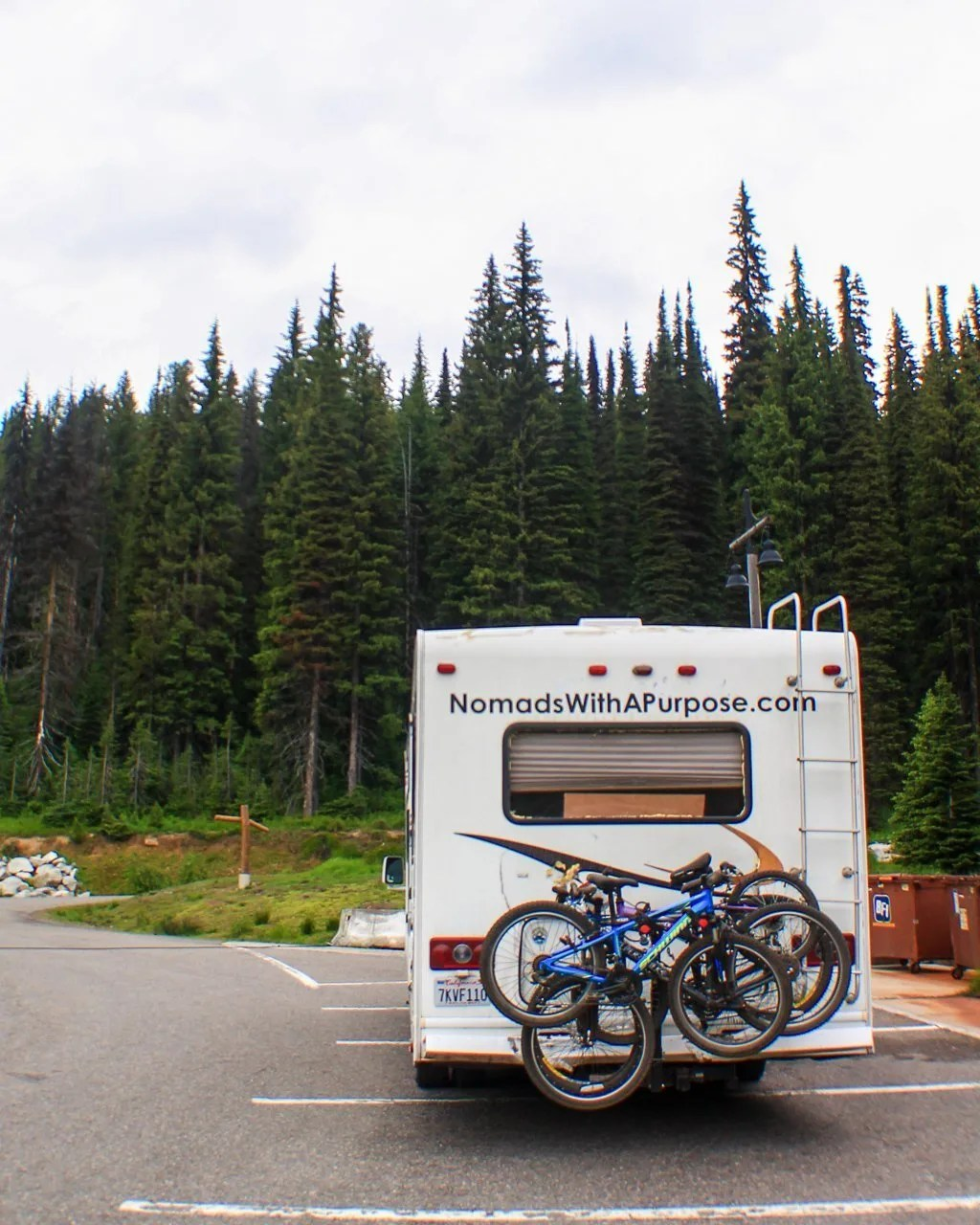 Rest Areas, How to Find Free Camping: A Complete Guide to Boondocking • Nomads With A Purpose