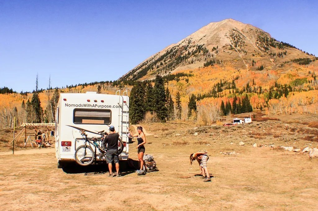 National Forest, Free Camping, Wild Camping