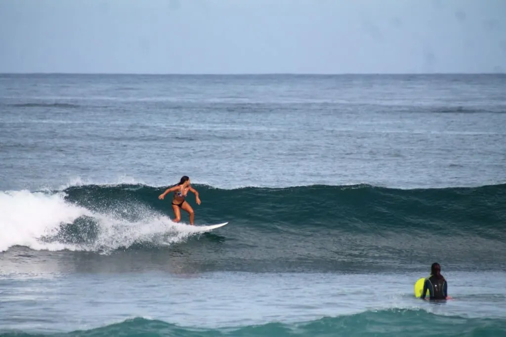 gabi surfing outdoor adventure Oahu