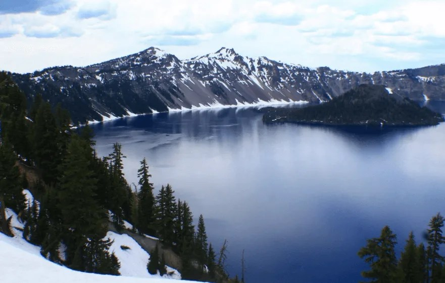 Oregon Road Trip Itinerary Crater Lake