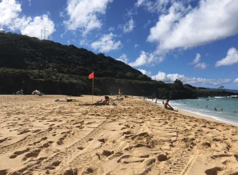 Waimea bay, outdoor adventure Oahu