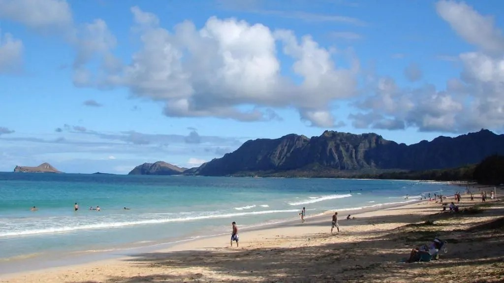 Bellow Beach, Camping Hawaii: Ultimate Guide to Visiting Hawaii on a Budget