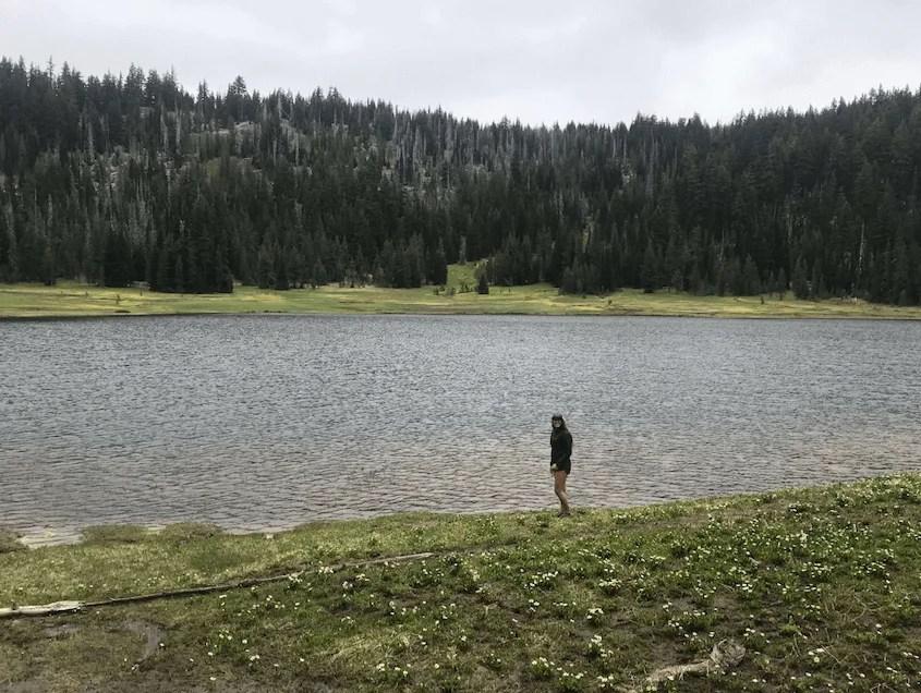 cascade lakes hiking bend Oregon