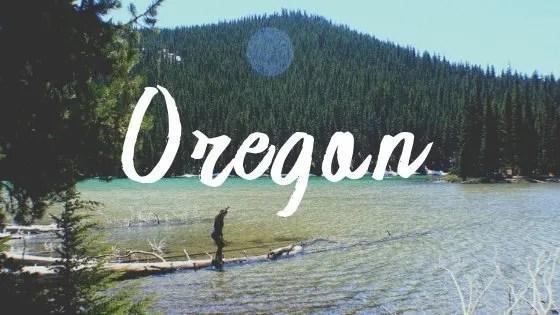Adventure Travel Destinations, Oregon