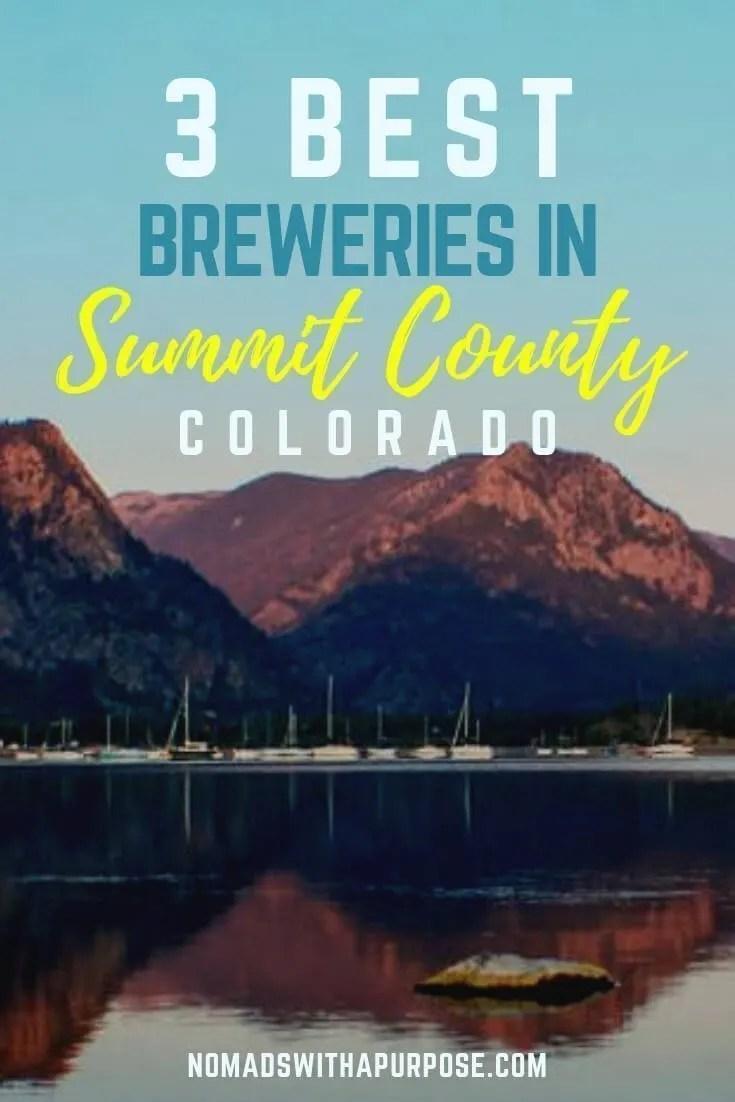 Best Breweries Summit County