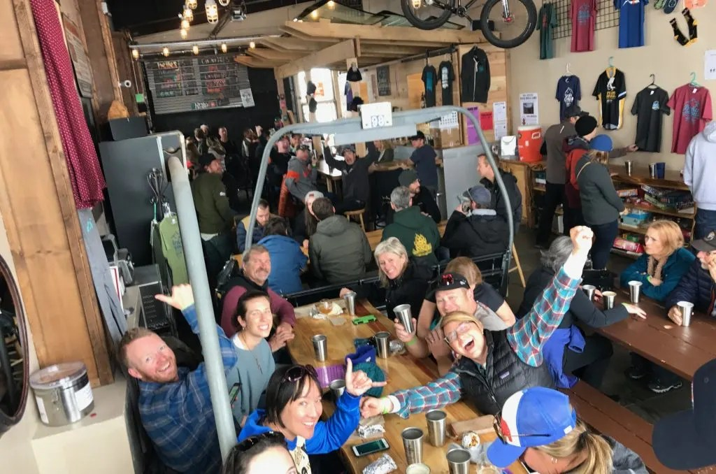 Best Breweries Summit County, Broken compass