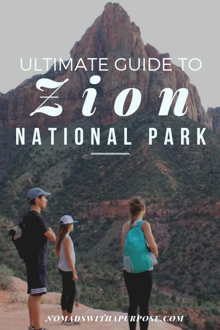 Zion national park: The Ultimate Guide to Visiting