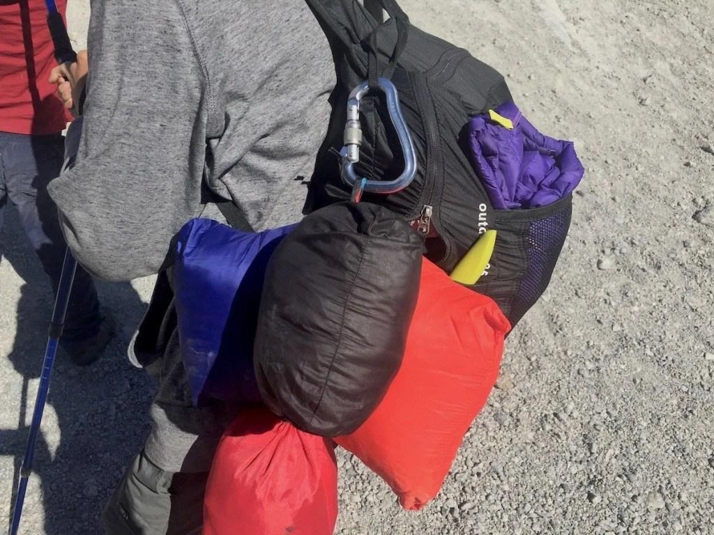 Packable jackets, Road Trip essentials