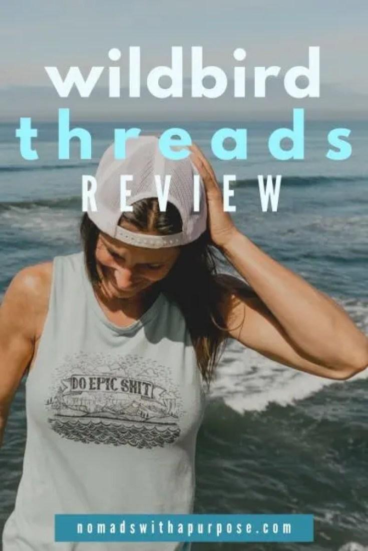 wildbird threads review