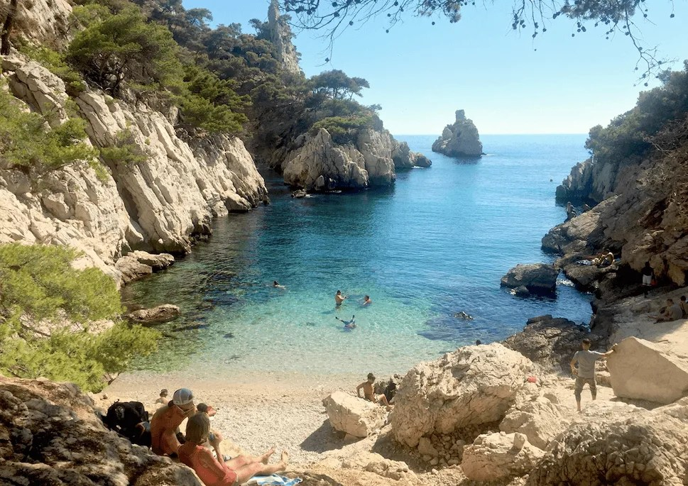 Les Calanques, Best Europe Itinerary, Alps Itinerary