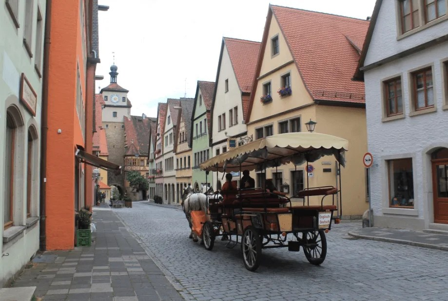 Rothenburg, Best Europe Itinerary, Germany Itinerary