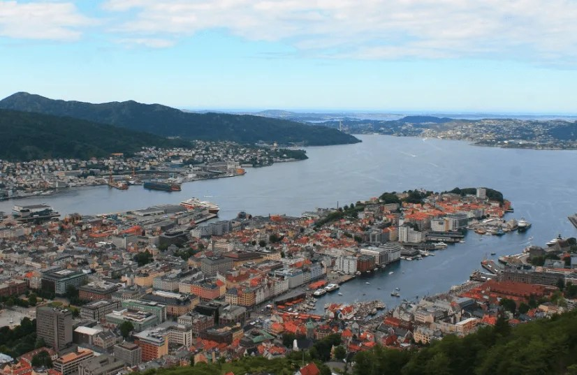 Bergen, Best Europe Itinerary, Norway Itinerary