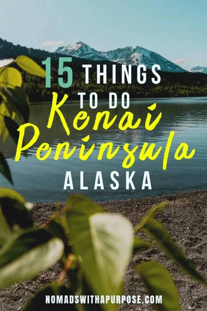 Best adventure destination Alaska, Things to do Kenai Peninsula