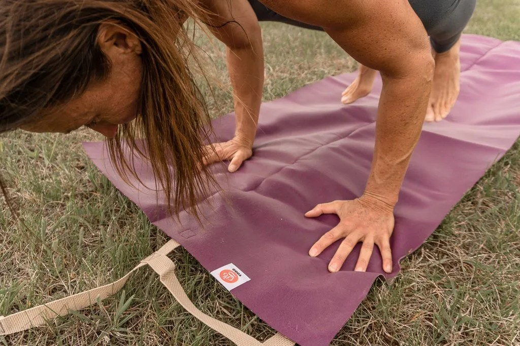 Best Travel Yoga Mat: YOGO Review