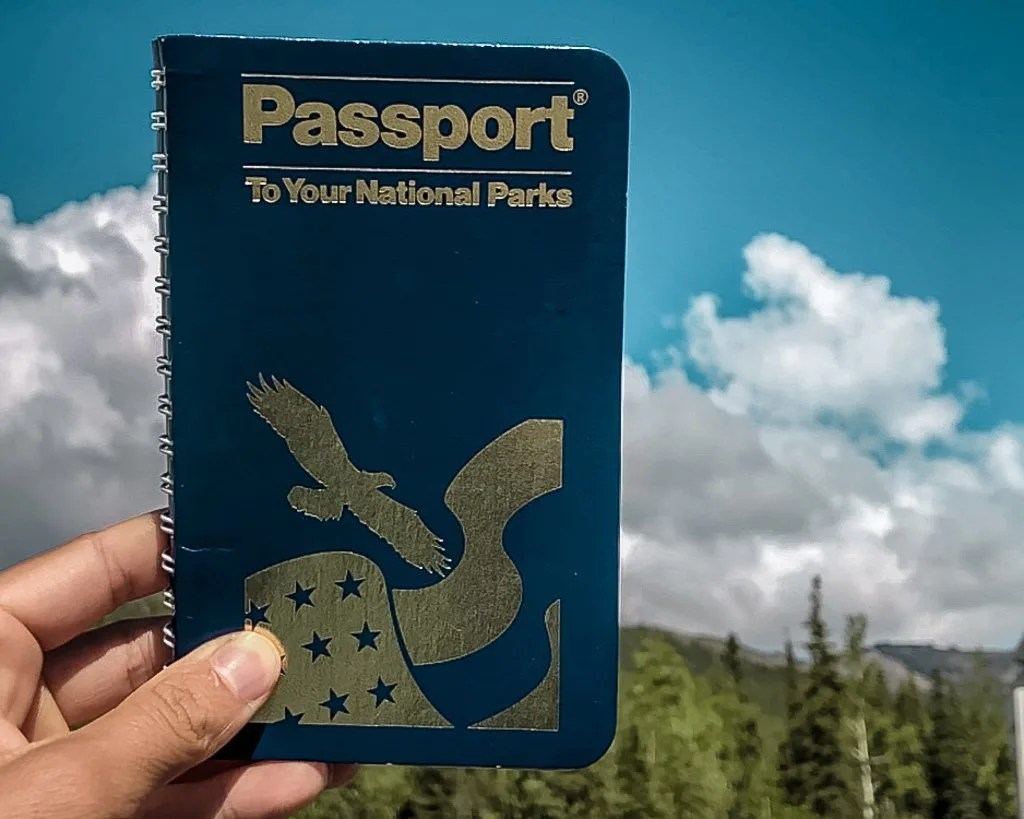 National Park Passport, Denali National Park, Hiking and Camping, Alaska