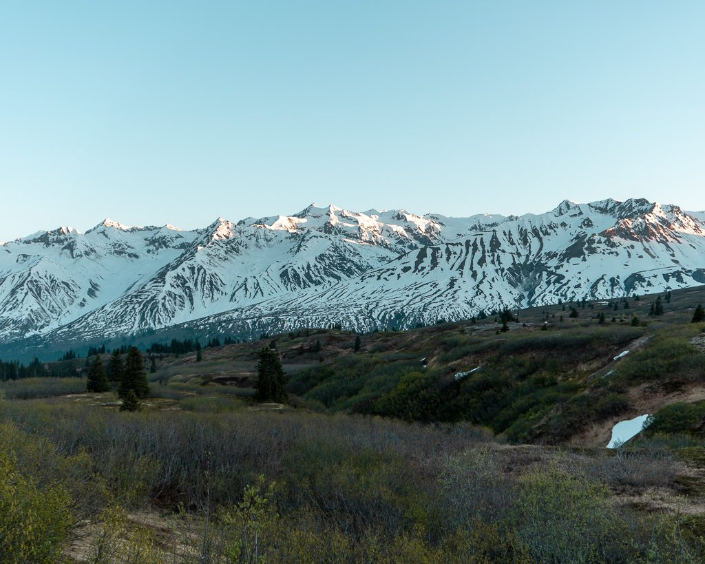 Haines Highway, Alaska