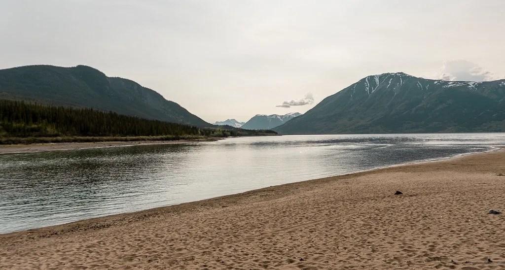 Carcross, Bennet lake, Golden Circle, Alaska, Complete Guide