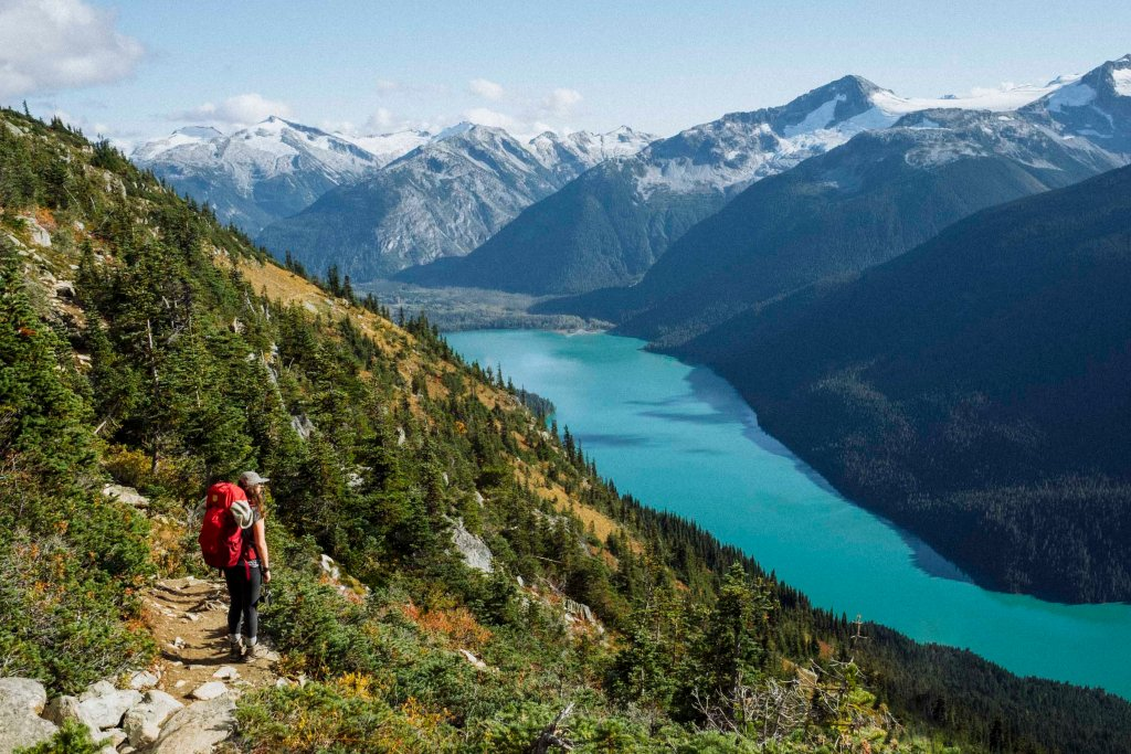 High Note Trail, Whistler Mountain, Things to do