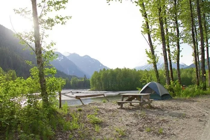Squamish Valley Campground