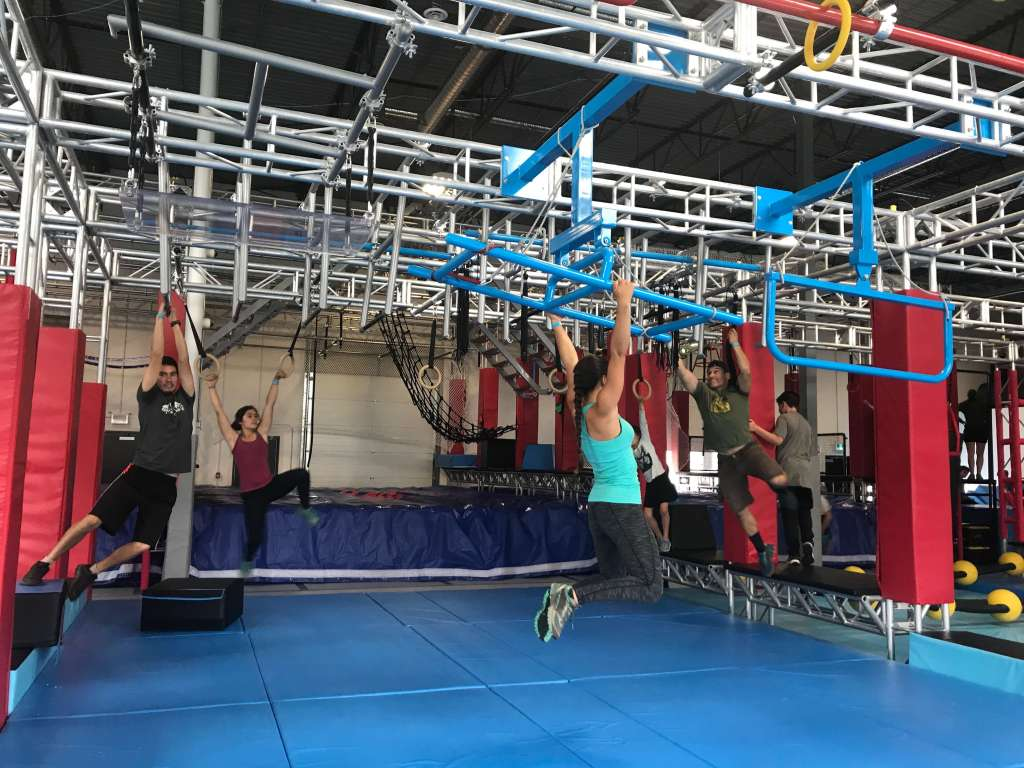 best things to do in Squamish, Ninja Gym