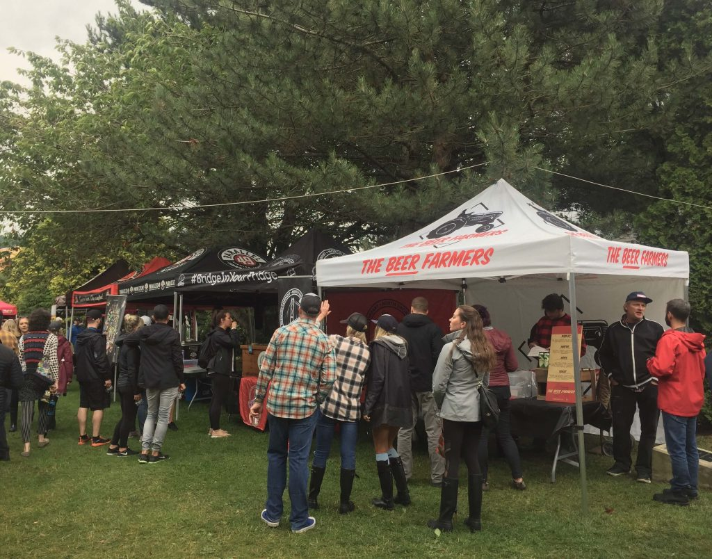 Squamish beer festival things to do