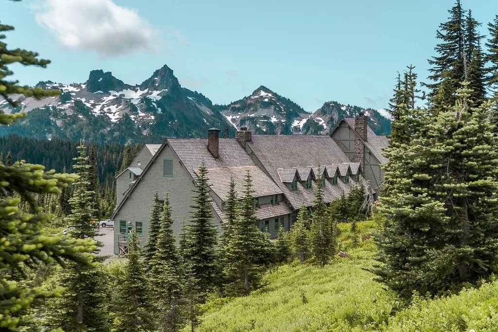 Paradise Inn Mount Rainier, Where to stay