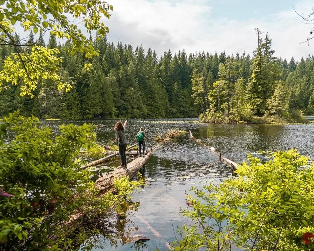 Alice Lake, Squamish, Four Lakes Hike