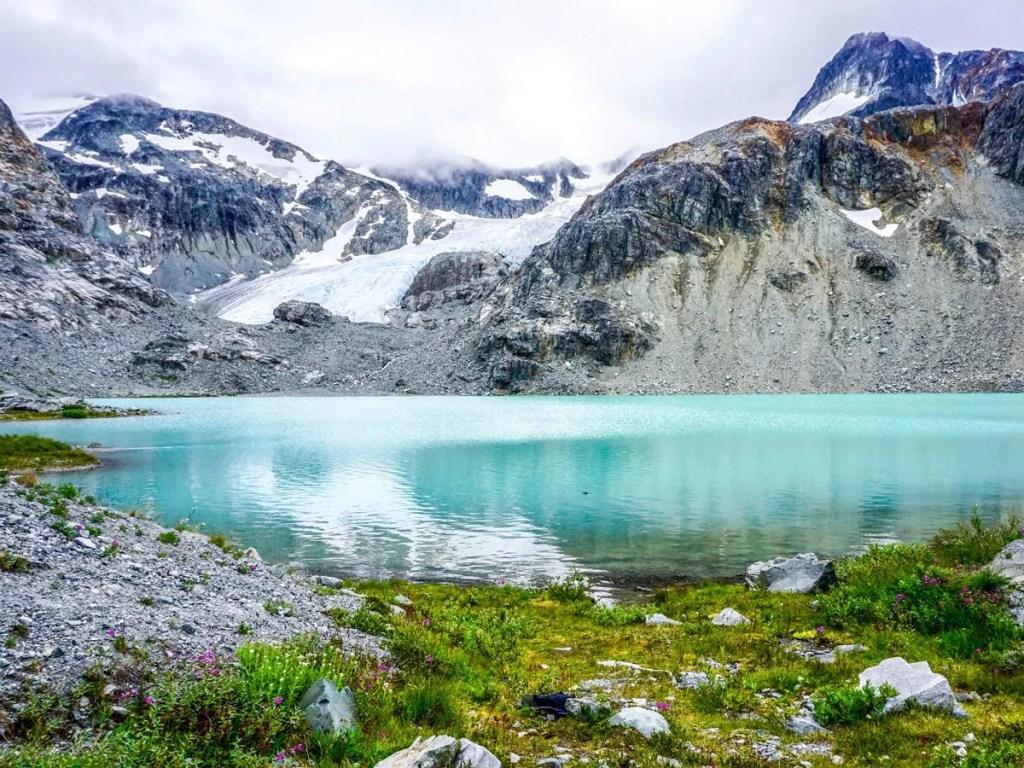 Wedgemount Lake Hike in Whistler