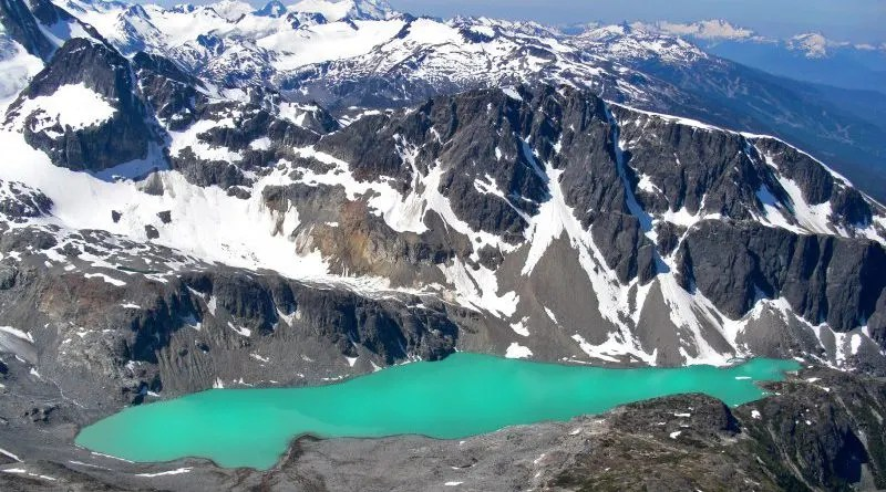 Wedgemount Lake Hike in Whistler