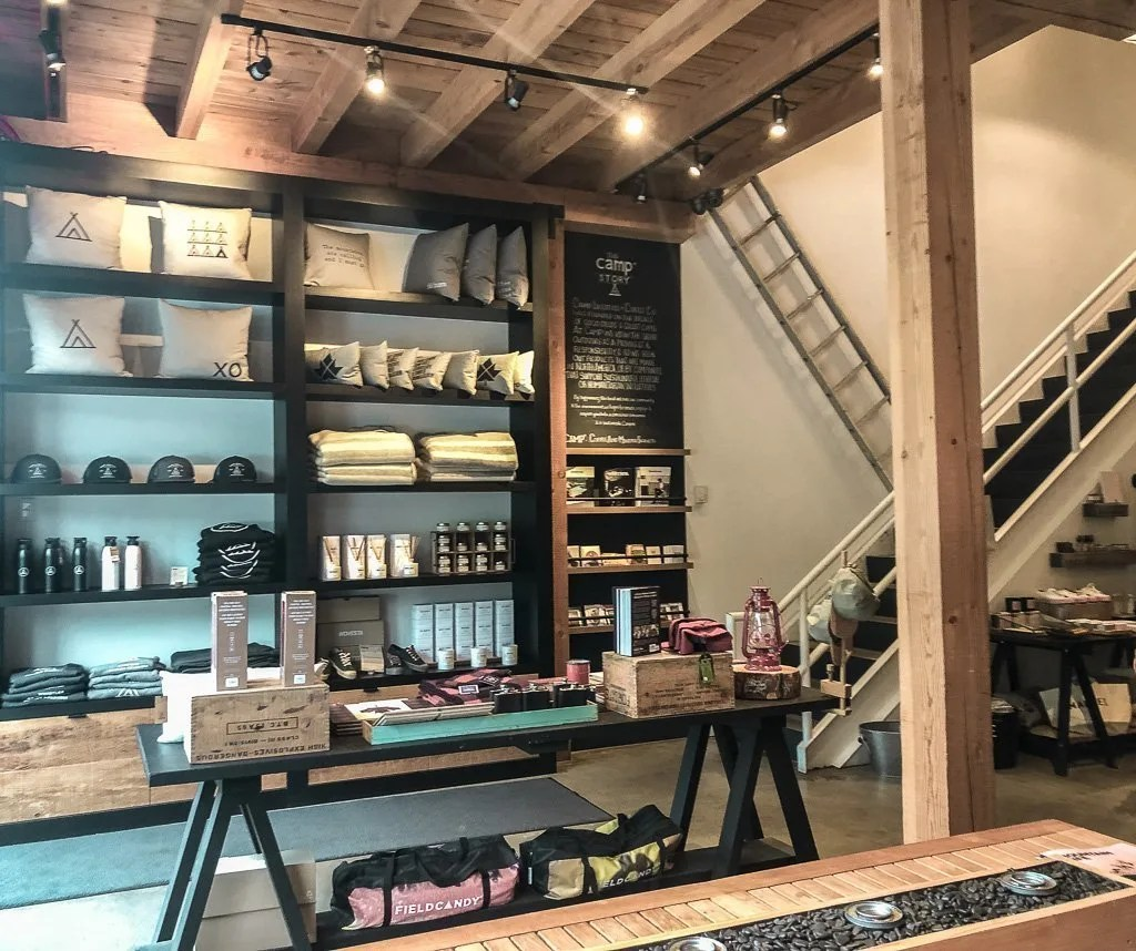 Store at Camp Coffee + Lifestyle Co