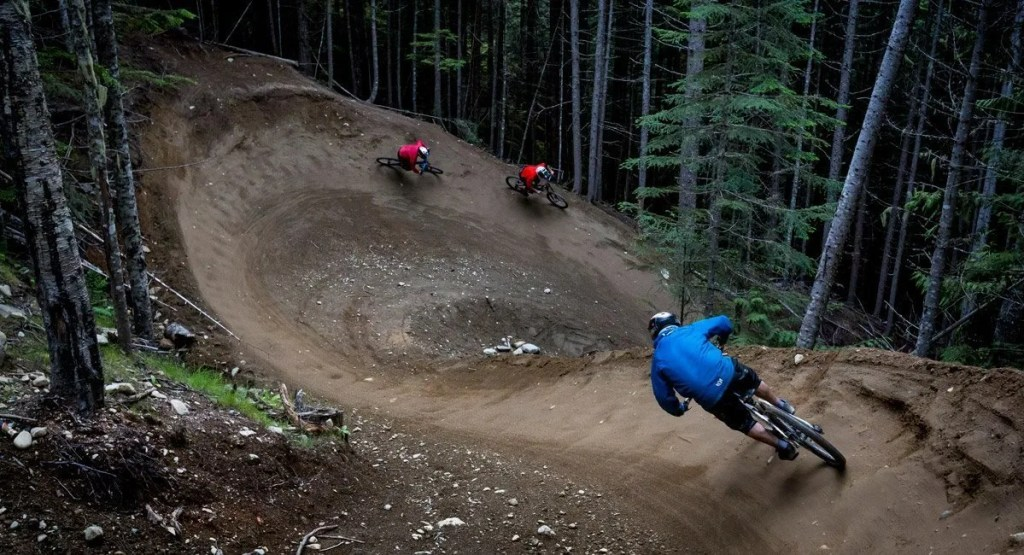 Whistler Bike Park. Photo by Justa Jeskova