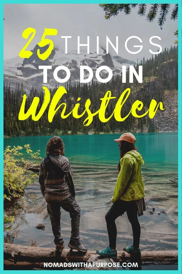whistler things to do