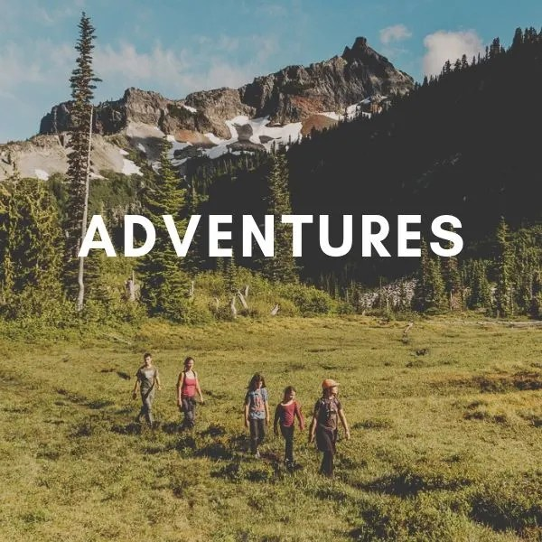 adventure travel family homepage