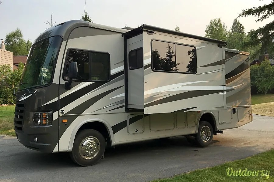 Anchorage RV Rentals, 2014 Forest River Fr3
